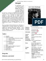 José Carlos Mariátegui - Wikipedia, La Enciclopedia Libre