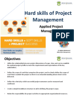 Project Management - Hard Skills of PM