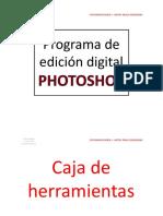 002 Photoshop 1 - Caja de Herramientas - Seleccion - 2016 -1