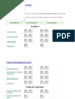 Mis Atajos de Teclado en Excel