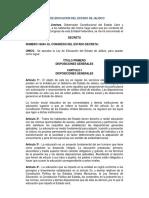 Eai102 Ley de Educación Del Estado de Jalisco