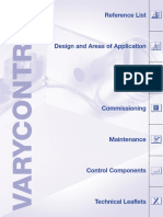 Varycontrol Trox - Catalogo Completo