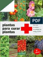 Bertrand Bernard - Plantas Para Curar Plantas