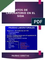 Datos de Laboratorio en El Sida