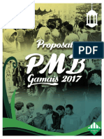 Proposal PMB Gamais ITB 2017