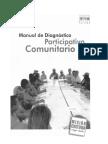 Manual de Diagn├│stico Participativo Comunitario