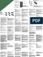 Manual Do Usuário LG-A395