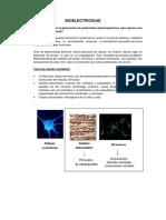 BIOELECTRICIDAD - FISICA MÉDICA