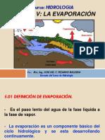 CAP. v La Evaporacion Pizarro