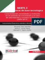 NUEVAS EMPRESAS DE BASE TECNOLOGICAS  - Plan Negocios Ti
