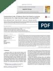 Computational Study of Biodiesel–Diesel Fuel Blends on Emission