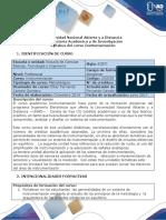 Syllabus Del Curso Instrumentación