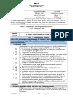 Laboratory Management SOP Sample