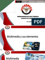 1.1Conceptos Básicos Herramientas Multimedia