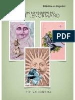 Todos Los Secretos Del Petit Lenormand, - Valderrama, Pepi