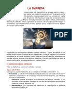La Empresa (Edit)