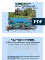 Philippine Biodiversity Ecological Roles