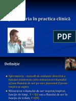 Spirometria În Practica Clinică