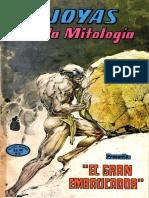 Joyas de La Mitologia - El Gran Embaucador