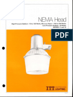 ITT American Electric NEMA Head Series 11 & 12 Spec Sheet 2-79