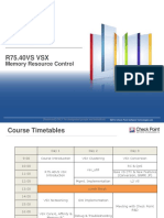 PO VSX Course 4 VSX Memory Resource Control