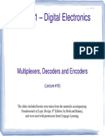Multiplexer,decoder and encoder.pdf