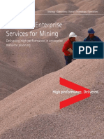 Accenture Enterprise Services Mining