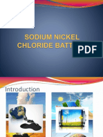 Sodium Nickel Chloride Battery