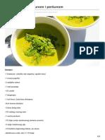 Sirova Supa Sa Limunom i Peršunom (1)