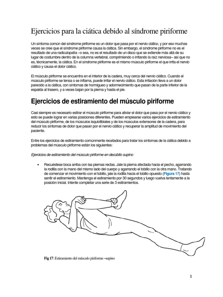 sindrome de piriforme pdf