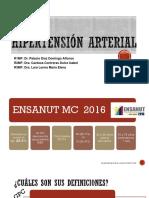 JNC 8 Hipertension Arterial Monografica