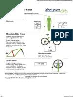 Mountain Bike Size Sheet _ EBicycles