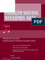 17. Problem Solving Man Obat Fix