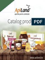 Catalog Produse ApiLand 2017
