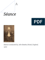Séance - Wikipedia