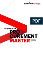 Accenture Portrait Procurement POV