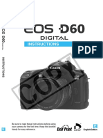 Canon EOS60D