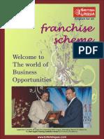 Franchise Brochure British Lingua