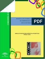 8.- Proyecto Curricular Plastica 1º Ciclo
