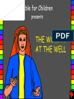 The Woman at the Well English