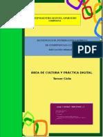 9.- Proyecto Curricular Digital 3º Ciclo Ceipmmaparcero