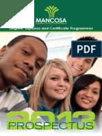 Undergrad Prospectus2013