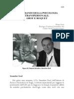 Due Grandi Della Psicologia Transpersonale