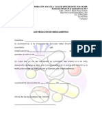 autorización medicamentos