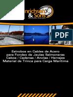 Catalogo Espanol de cables