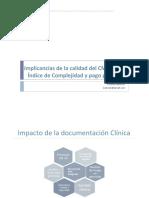 Analisis del CMBD en implementación y control calidad 2017v2