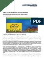 POLIT Consorcio Bandeirante Dos Tres Poderes