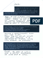 Fluxus Primer Manifesto