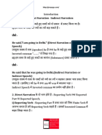 1. Direct Indirect Narration in हिंदी.pdf