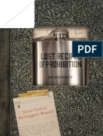 Lost Recipes of Prohibition_ Notes From a - Matthew Rowley.pdf
